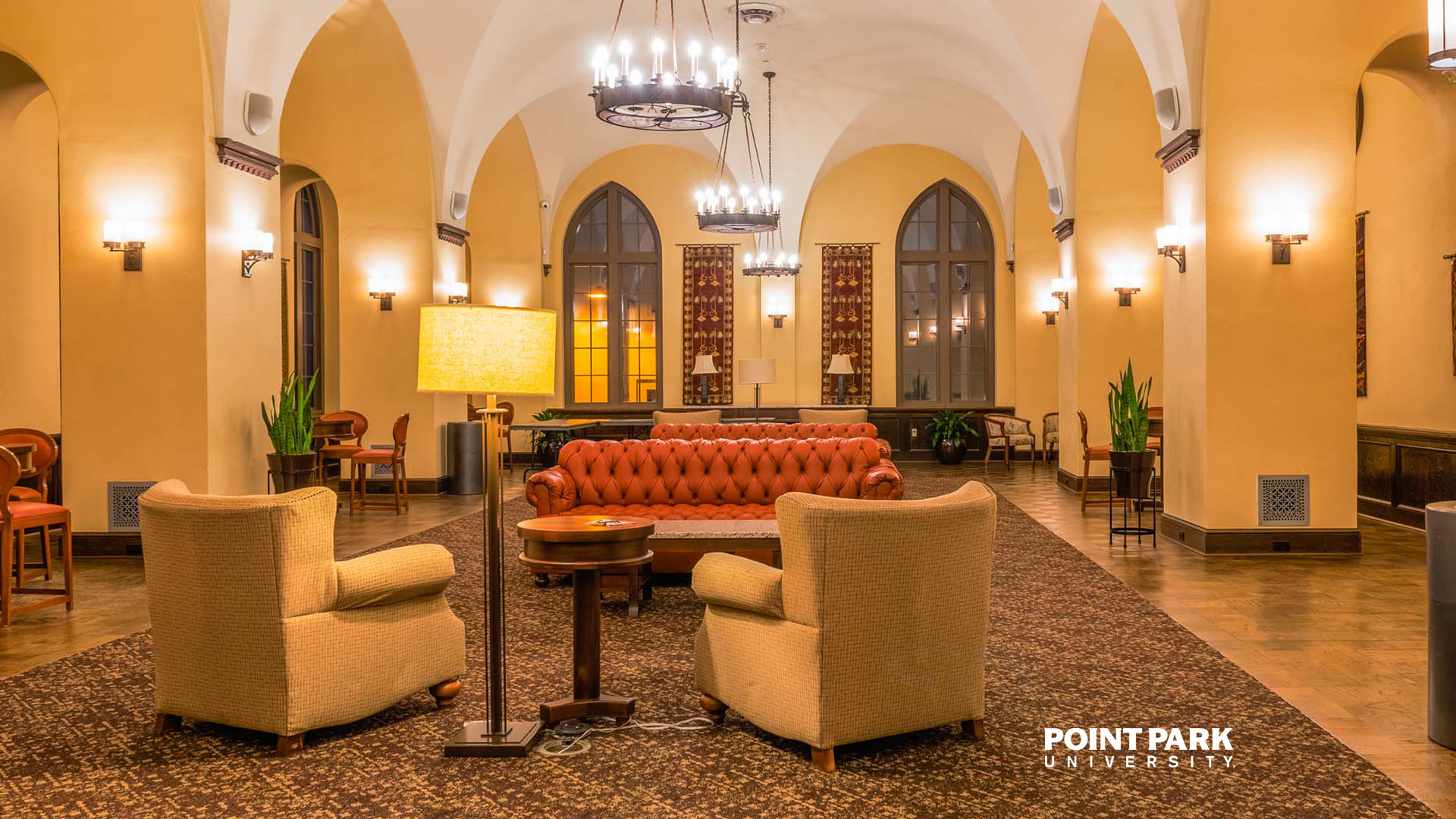 Point Park University 4 - Lawrence Hall Lounge