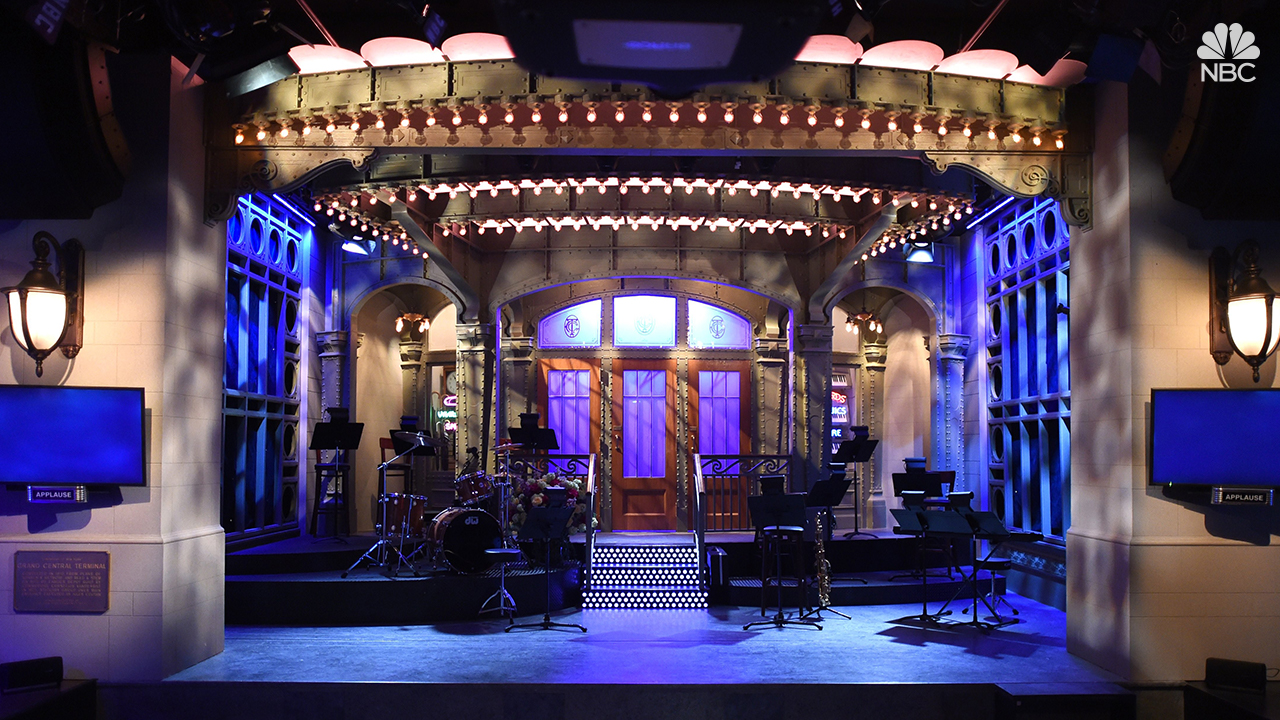 Saturday Night Live (SNL) - Bands set by night