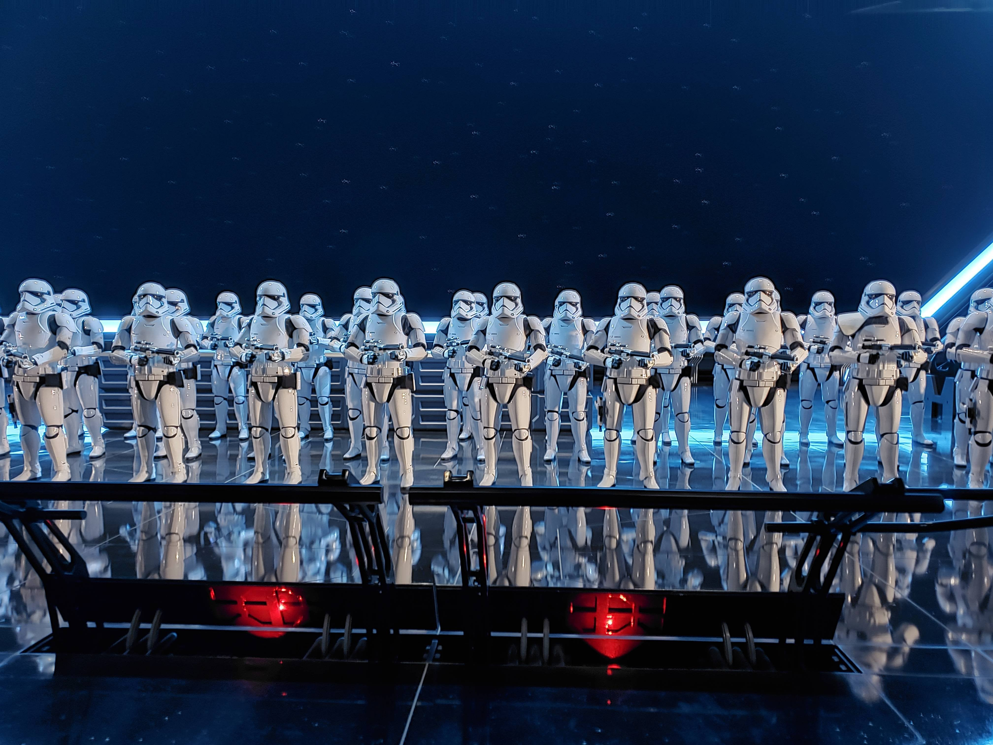 Star Wars - Lots of Stormtroopers