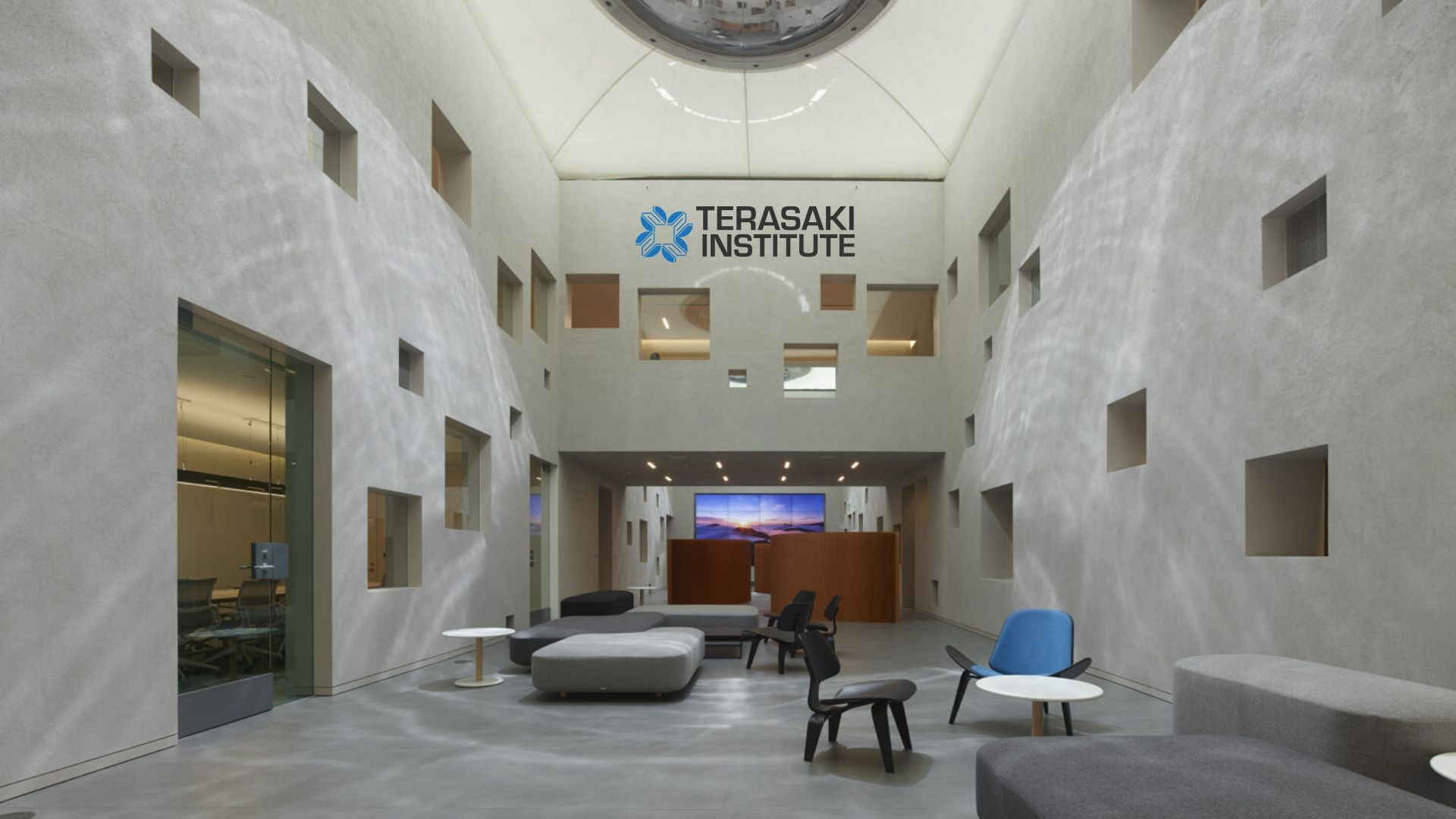 Terasaki Institute - Modern office area