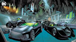 DC Comics Batcave 3 - Batcave comic book drawing