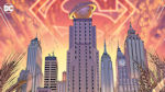 DC Comics Superman - Daily Planet comic book drawing