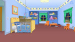 Family Guy - Childs Bedroom