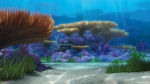 Finding Nemo - Underwater home from the Pixar movie Finding Nemo