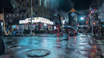 John Wick 7 - Outdoor China town at night time