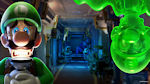 Luigis Mansion - Computer generated inside Luigis Mansion