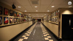 Saturday Night Live (SNL) 3 - Main corridor with pictures of stars