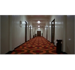 The Shining 2 - Corridor from the Shining horror movie