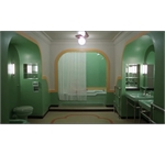 The Shining - Bathroom from the horror movie