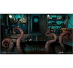 The Twilight Zone 2 - Indoor sci fi scene with octopus tentacles
