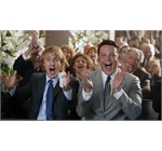 Wedding Crashers - Cheering at a Wedding in Wedding Crashers